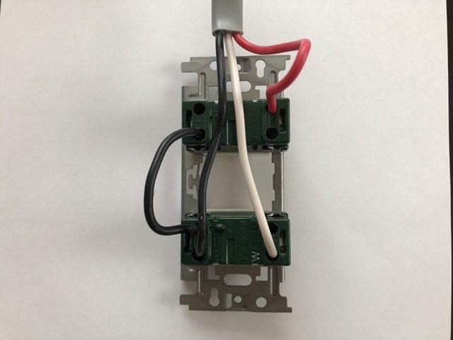 2019年度 第二種電気工事士 技能試験 公表問題No.4 コンセントスイッチの配線と渡り線
